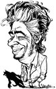 Cartoon: Benicio del Toro (small) by stieglitz tagged benicio,del,toro,karikatur,caricature
