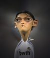 Cartoon: Mesut Ozil (small) by Quidebie tagged mesut,ozil,real,madrid,duitsland,soccer,voetbal,karikatuur,caricature,fun,funny,player,spain
