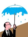 Cartoon: umbrella (small) by alexfalcocartoons tagged umbrella