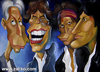 Cartoon: Rolling Stones (small) by zaliko tagged rolling stones