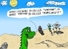 Cartoon: Earthians or Marslings? (small) by laughzilla tagged nomenclature,science,fiction,martians,marslings,earthlings,earthians,eartians,laughzilla,pun