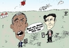 Cartoon: drones and presidents cartoon (small) by BinaryOptions tagged binary,option,options,trade,trader,trading,optionsclick,obama,abe,caricature,drone,drones,editorial,cartoon,comic,webcomic,yen,dollar,jpy,usd,forex,currencies,financial,political,news