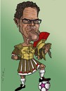 Cartoon: Fabio Capello (small) by Berge tagged italian,caricature,football,coach
