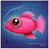 Cartoon: ROSEFiSH (small) by gamez tagged fish,rose,gamez,gmz,georg,tbilisi,georgia,water,sea,black,ocean,europe,uxa