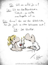 Cartoon: Der Wendler (small) by Carlo Büchner tagged cartoon,zeichnung,gaga,witz,carlo,büchner,arts,der,wendler,2014,date,dinner,rendezvous,satire,humor,spaß