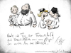 Cartoon: Tag der Freundschaft 2015 (small) by Carlo Büchner tagged udo,lindenberg,otto,waalkes,bud,spencer,terence,hill,tag,der,freundschaft,2015,friends,buddy,friendship,love,peace,satire,cartoon,humor,statement,zeichnung,carlo,büchner,arts,ray
