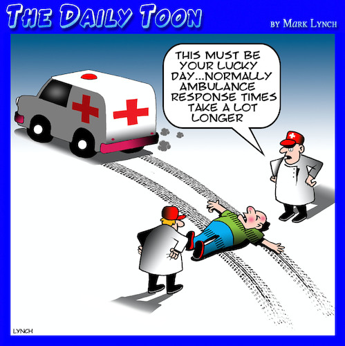Cartoon: Ambulance (medium) by toons tagged traffic,accident,ambulance,first,aid,hit,and,run,pedestrians,traffic,accident,ambulance,first,aid,hit,and,run,pedestrians