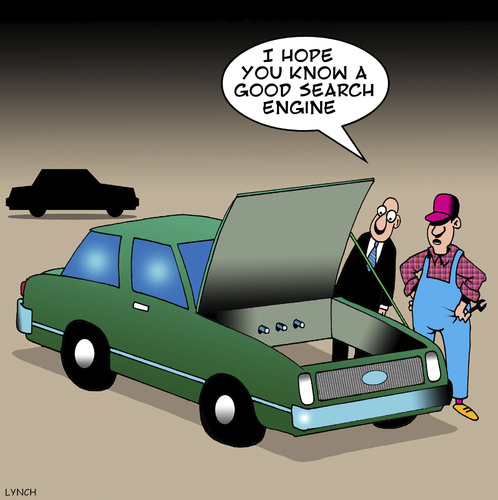 Cartoon: Search engine (medium) by toons tagged search,engine,google,cars,yahoo,bing,engines,mechanic,car,repair,vehicles,traffic,auto,theft,internet,search,engine,google,cars,yahoo,bing,engines,mechanic,car,repair,vehicles,traffic,auto,theft,internet