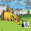 Cartoon: 2 vets (small) by toons tagged vet,doctor,animals,noah,ark