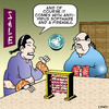 Cartoon: abacus protection (small) by toons tagged abacus,firewall,anti,virus,calculator,china,chinese,computers,laptop,sales,ming,dynysty