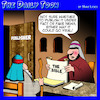 Cartoon: Bible (small) by toons tagged publishing,old,testament,fact,or,fiction,fake,news