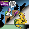 Cartoon: Car insurance (small) by toons tagged crash,test,dummies,insurance,accidents,call,centre