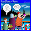 Cartoon: Cruise holidays (small) by toons tagged selfies,cruises,tourists,recording,holidays,photography,cruise,liners