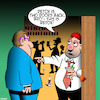 Cartoon: Detox clinic (small) by toons tagged detox,drying,out,alcoholics,retox,re,hydrate,drunks