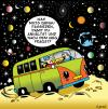 Cartoon: directions (small) by toons tagged space auto directions earth