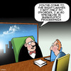 Cartoon: Divorce lawyer (small) by toons tagged lawyers,bankruptcy,divorce,lawyer