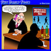 Cartoon: Drink in moderation (small) by toons tagged tavern,pubs,alcoholism,moderate,drinker