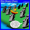 Cartoon: Easter island (small) by toons tagged easter,island,statues,tequila