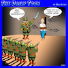 Cartoon: Firing squad (small) by toons tagged last,requests,firing,squad,execution,ex,wife