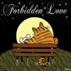 Cartoon: forbidden love (small) by toons tagged cats love mice mouse