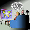 Cartoon: Global warming (small) by toons tagged global,warming,weather,forecast