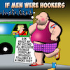 Cartoon: Hookers (small) by toons tagged prostitutes,male,prostitute,sex,worker,foreplay,street,workers