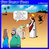Cartoon: Jesus heals (small) by toons tagged miracles,jesus,healing,medical