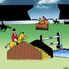 Cartoon: step by step (small) by toons tagged equestrian,horse,jumping,olympics,hurdles,steeplechase