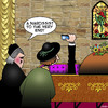 Cartoon: The Narcissist (small) by toons tagged selfie,narcissism,show,off,funeral,parlor,coffin,widow