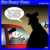 Cartoon: Using phone while driving (small) by toons tagged mime,texting,highway,patrol,speeding,street,performer