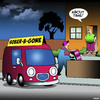 Cartoon: Wine delivery (small) by toons tagged sobriety,wine,alcohol,delivery,drunk,drinking,alcoholic
