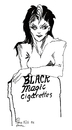 Cartoon: SMOKE ME BABY (small) by Toonstalk tagged black,magic,cigarettes