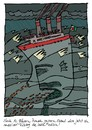 Cartoon: 12 Punsch (small) by schwoe tagged alkohol,seekrank,schiff,kater,titanic,eisberg