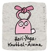Cartoon: Hasi 10 (small) by schwoe tagged hase,ohren,yoga,sport,fitness