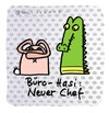 Cartoon: Hasi 20 (small) by schwoe tagged hasi,hase,chef,angst,büro,krokodil
