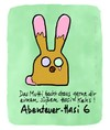Cartoon: Hasi 64 (small) by schwoe tagged hasi,hase,keks,kuchen,lecker,konditor,backen,backwaren