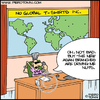 Cartoon: Globalization (small) by Piero Tonin tagged piero,tonin,globalization,economy,economics,money,business