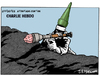 Cartoon: Charlie Hebdo (small) by jrmora tagged charlie,hebdo,francia