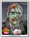 Cartoon: Celebrity Zombies (small) by monsterzero tagged zombies,cheney,political