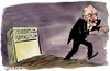 Cartoon: Murdoch the vampire (small) by Christo Komarnitski tagged media,murdoch,news,of,the,world