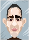 Cartoon: Sal Navarro (small) by bacsa tagged sal navarro