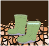 Cartoon: Water (small) by bacsa tagged water