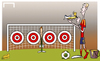 Cartoon: Tahiti-tamer Torres (small) by omomani tagged confederations,cup,mickael,roche,spain,tahiti,torres