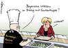 Cartoon: Mahlzeit (small) by Pfohlmann tagged wildsau,csu,gurkentruppe,fdp,merkel,bundeskanzlerin,bundestag,kantine,koch,koalition,schwarz,gelb,regierung,streit