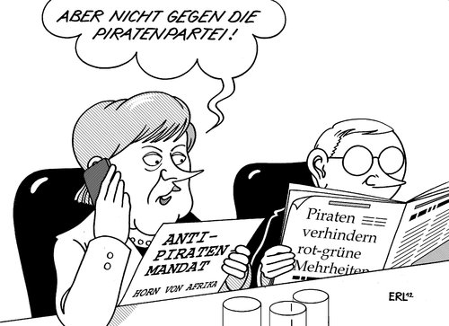 Anti-Piraten-Mandat