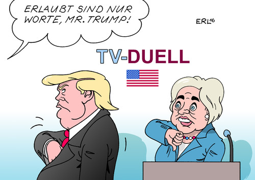 TV-Duell USA