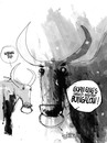 Cartoon: editorial (small) by mystudio69 tagged cartoon