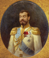 Cartoon: Tsar Medvedev I (small) by Kalininskiy tagged policy