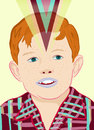 Cartoon: Spirit Boy (small) by John Bent tagged john,bent