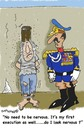 Cartoon: Nervous ?? (small) by EASTERBY tagged execution nerves
